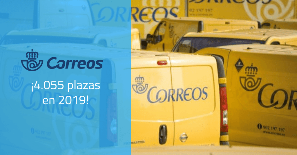 oposiciones correos 2019