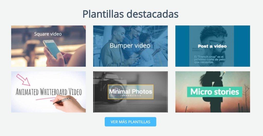 videocurriculum herramientas